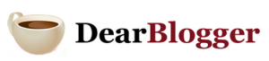 Dear Blogger's logo was added to my portfolio in 2013.