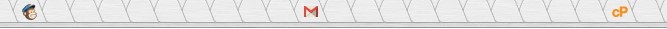 favicons on my tabs with only three that are clear