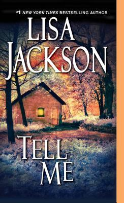 "book cover for ""Tell Me"" by Lisa Jackson"
