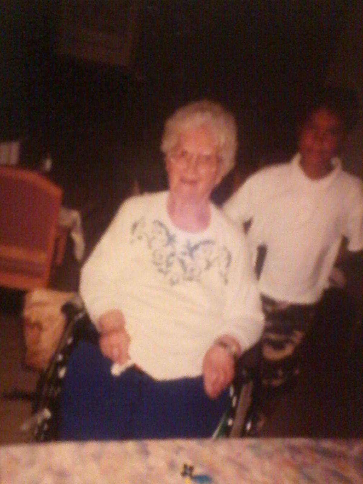My Grandma Helen