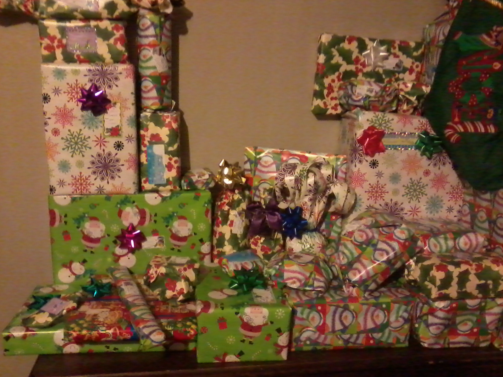 Some of the presents