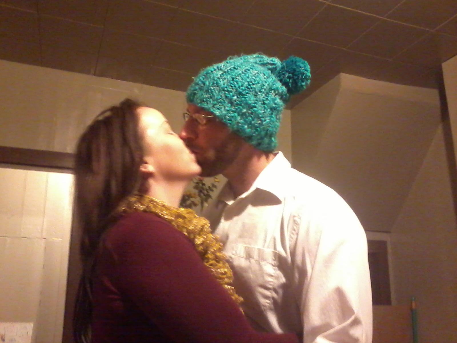 and Dan and Tara made out...