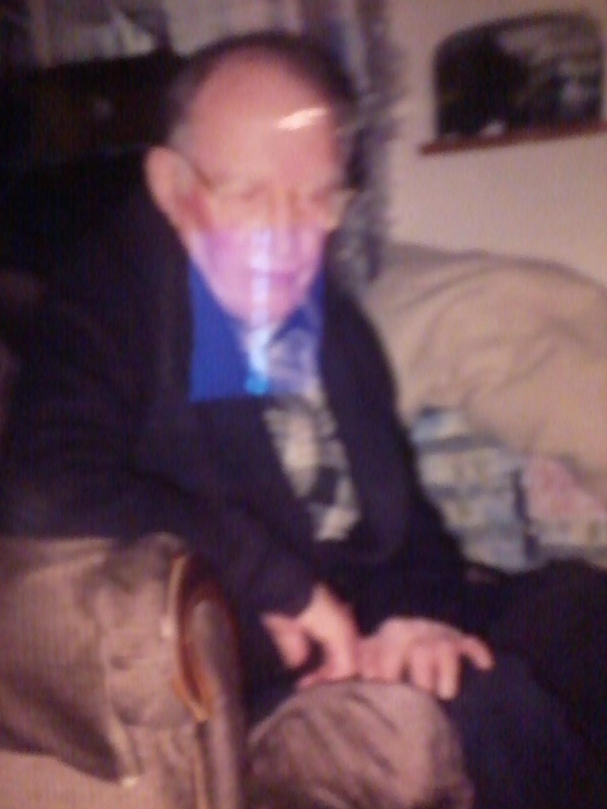 My grandfather, Samuel L. Stewart.
