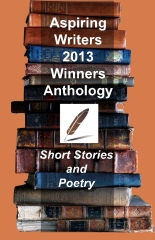 Aspiring Writers 2013 Anthology book cover