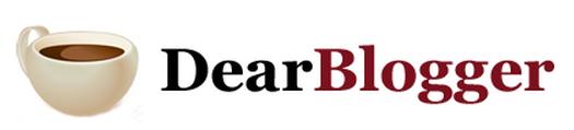 Dear Blogger's logo