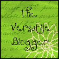 pic of The Versatile Blogger Award