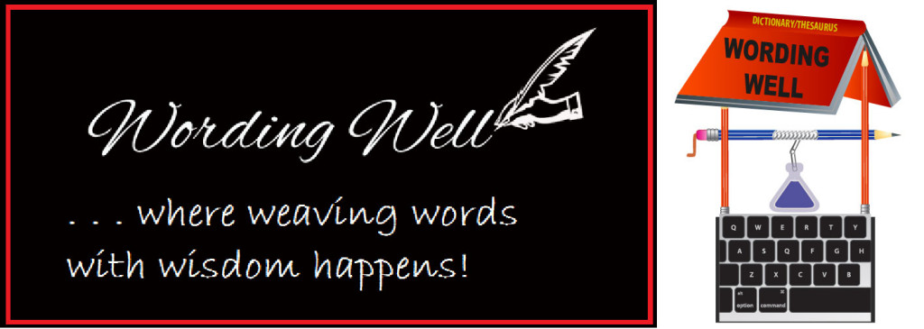 final logo for Wording Well