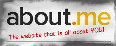 the about.me logo