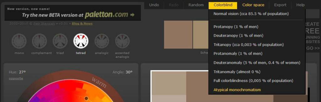 colour generator