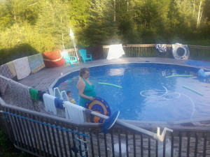 My Brother's pool