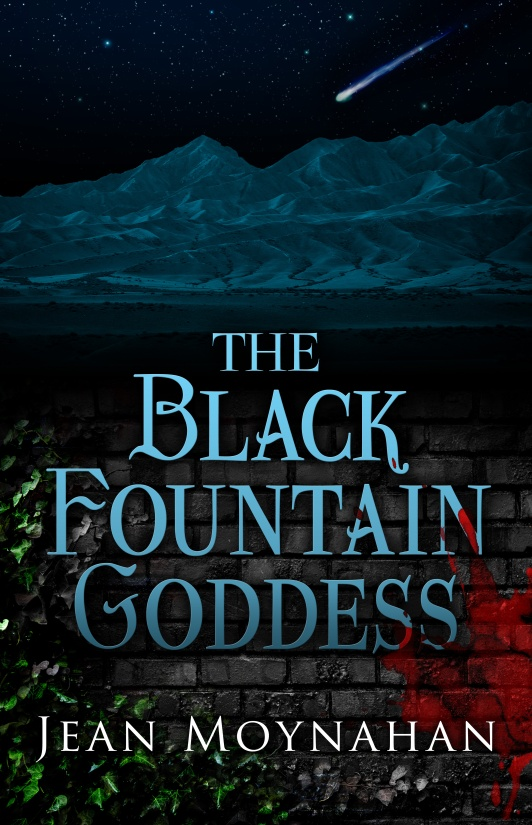 Black Fountain Goddess cover