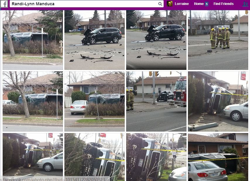 accident photos