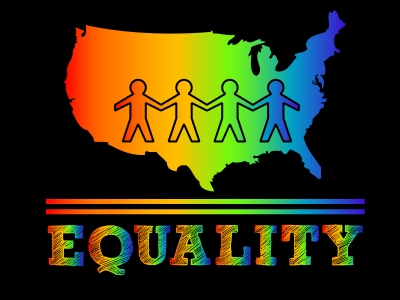 image that advocates equality between people