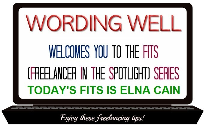 FITS Series Freelancer Elna Cain