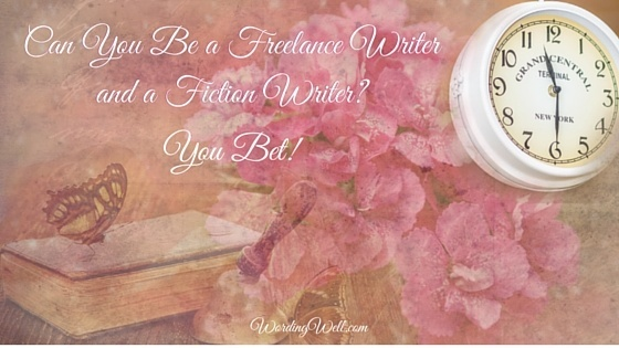 Alicia Rades's image for How You Can Be a Fiction Writer and A Freelance Writer