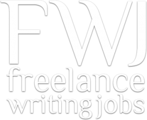 Freelance Writing Gigs logo for post about where to find a freelancing job
