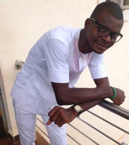 headshot of Theodore Nwangene