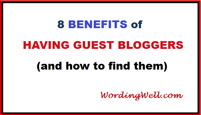 image for blog post titled 8 Benefits of Having Guest Bloggers (and how to find them)