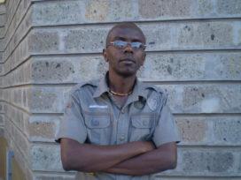 Charles Mburugu headshot