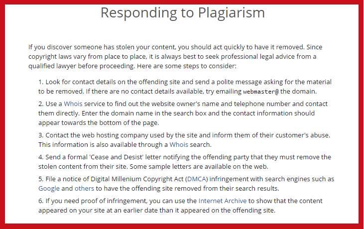 6-steps-to-follow-when-responding-to-plagiarism
