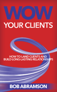 Wow Your Clients book cover