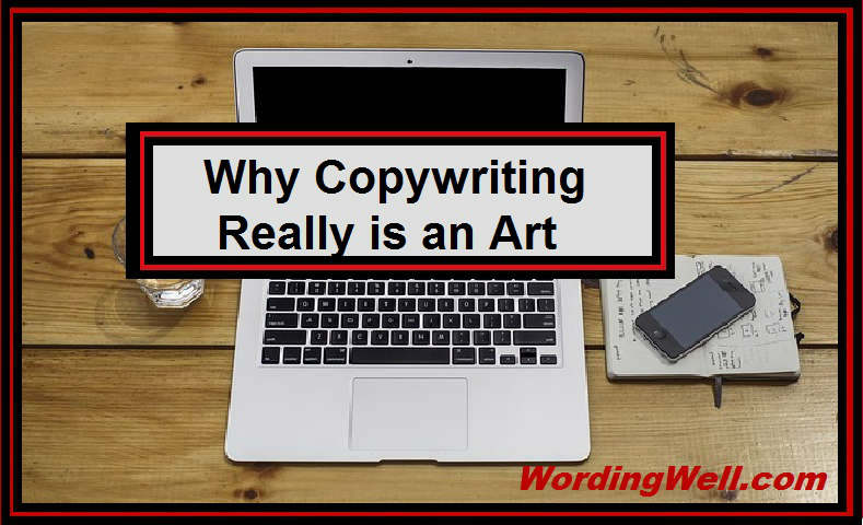 Why Copywriting Really is an Art