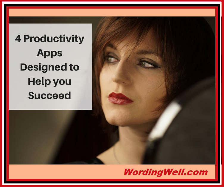 4 Productivity Apps Designed to Help you Succeed