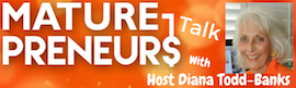 MaturePreneurs Talk logo
