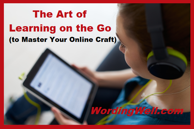 The Art of Learning on the Go featured image