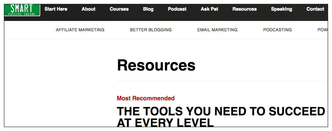 Pat's list of resources