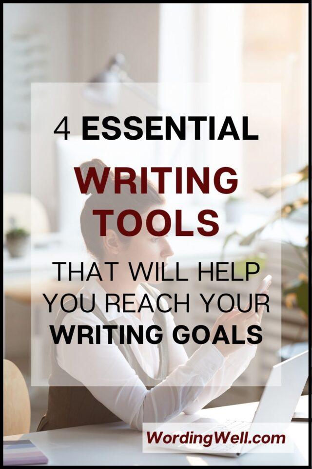 essentials writing tools