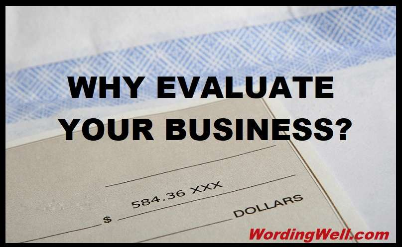 Why Evaluate Your Business? (+ WHAT to Look At)